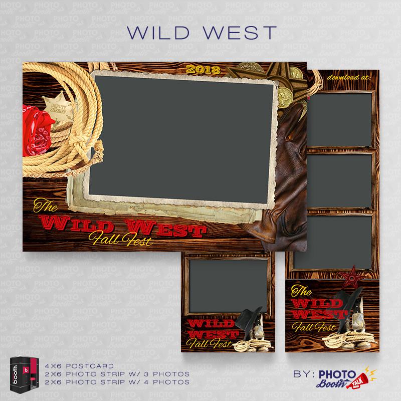 Wild West  Bundle - CI Creative