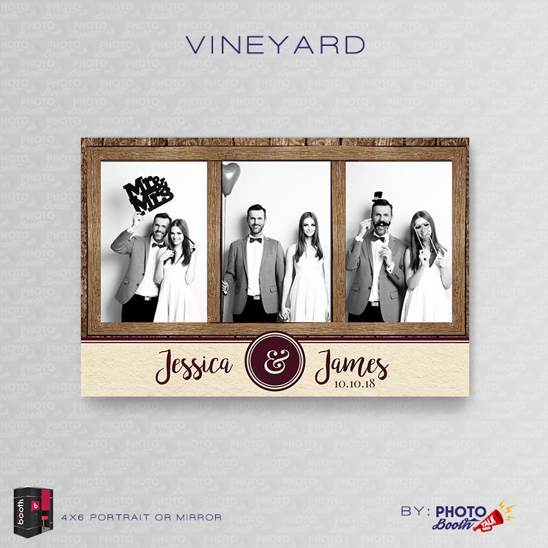Vineyard Portrait Mirror - CI Creative
