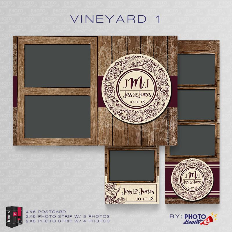 Vineyard 1 Bundle - CI Creative