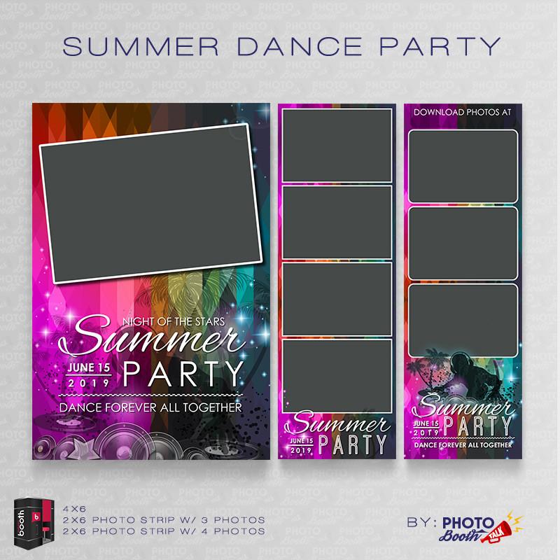 Summer Dance Party Bundle - CI Creative