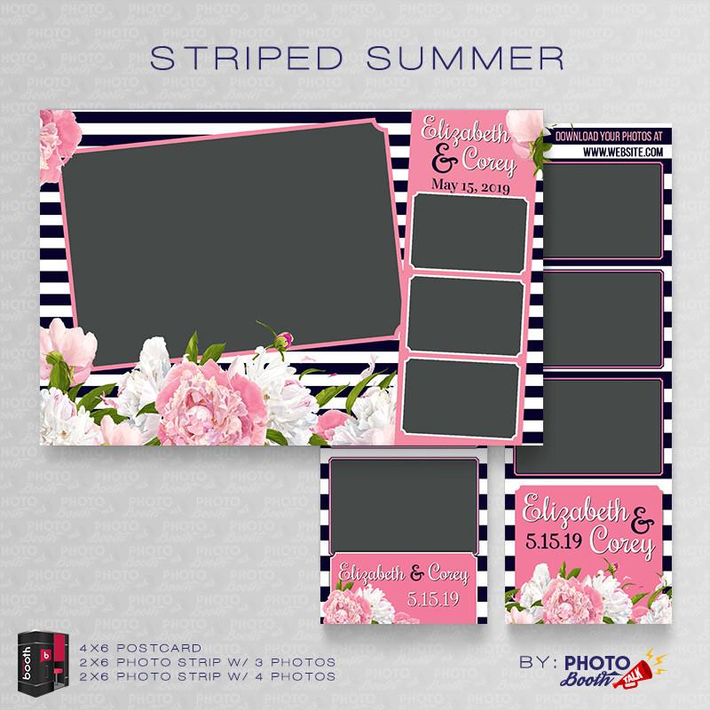 Striped Summer Bundle - CI Creative