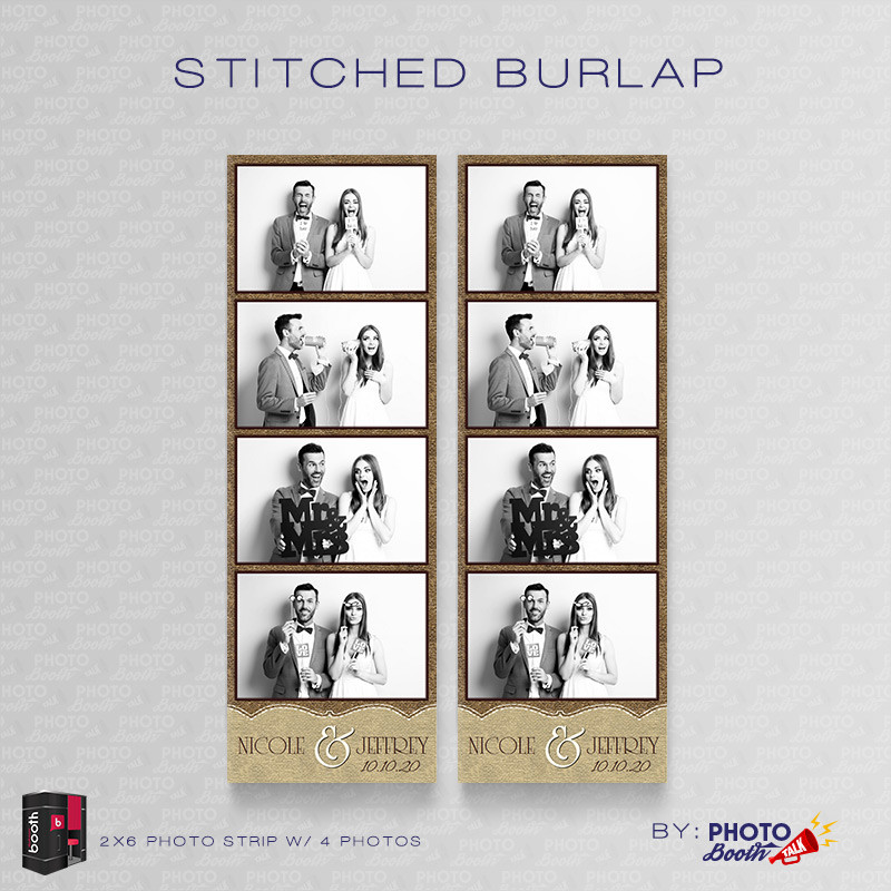 Stitched Burlap Bundle - CI Creative