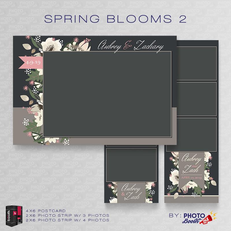 Spring Blooms 2 Bundle - CI Creative