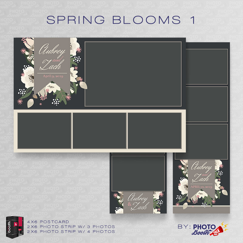 Spring Blooms  Bundle - CI Creative