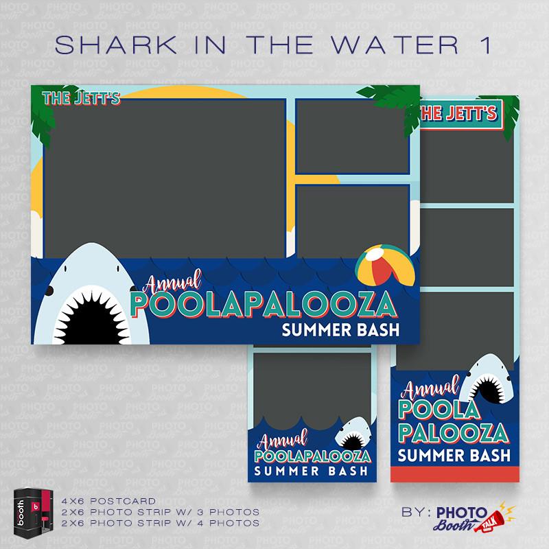 Shark in the Water 1 Bundle - CI Creative