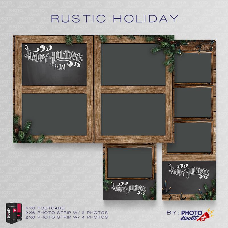 Rustic Holiday Bundle - CI Creative