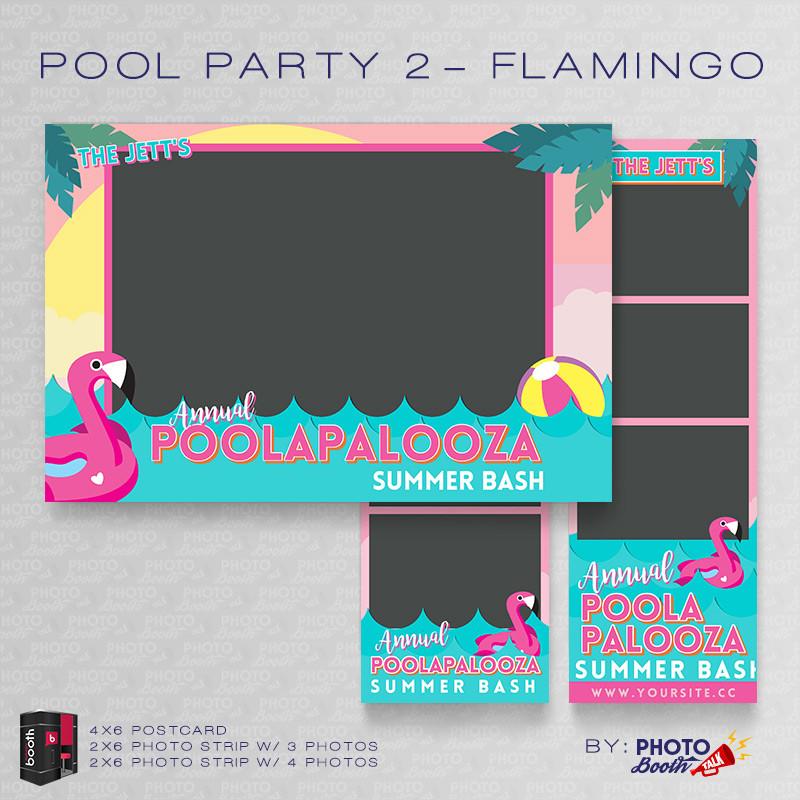 Pool Party 2 Flamingo Bundle - CI Creative
