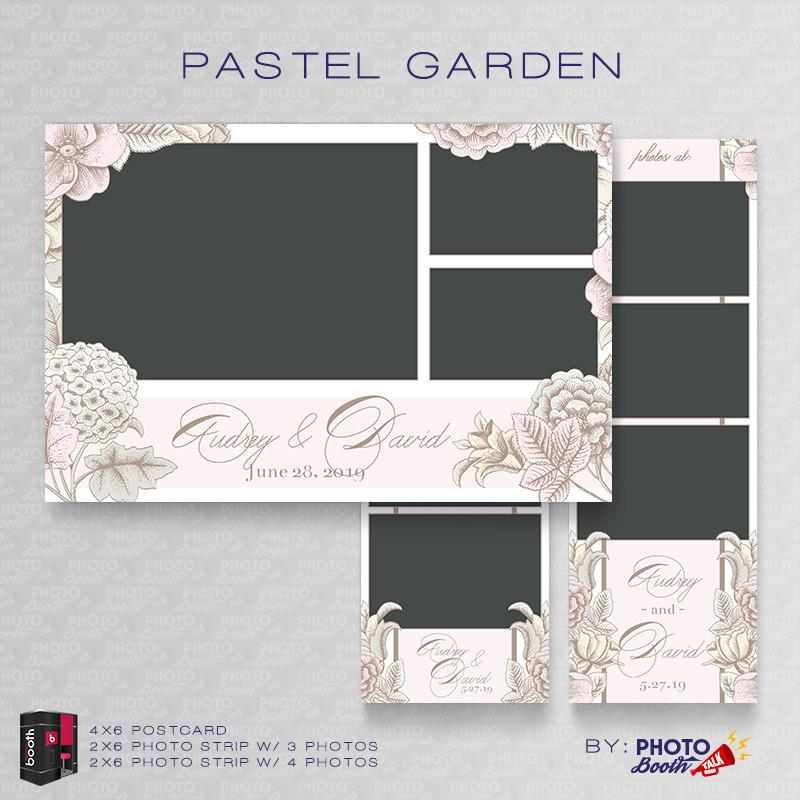 Pastel Garden Bundle - CI Creative