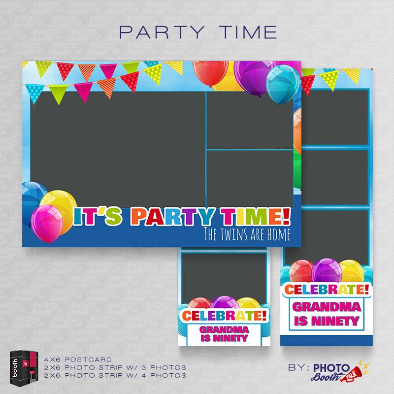 Party Time Bundle - CI Creative