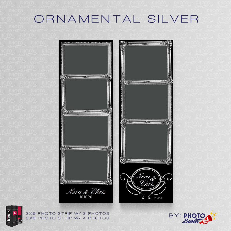 Ornamental Silver Bundle - CI Creative