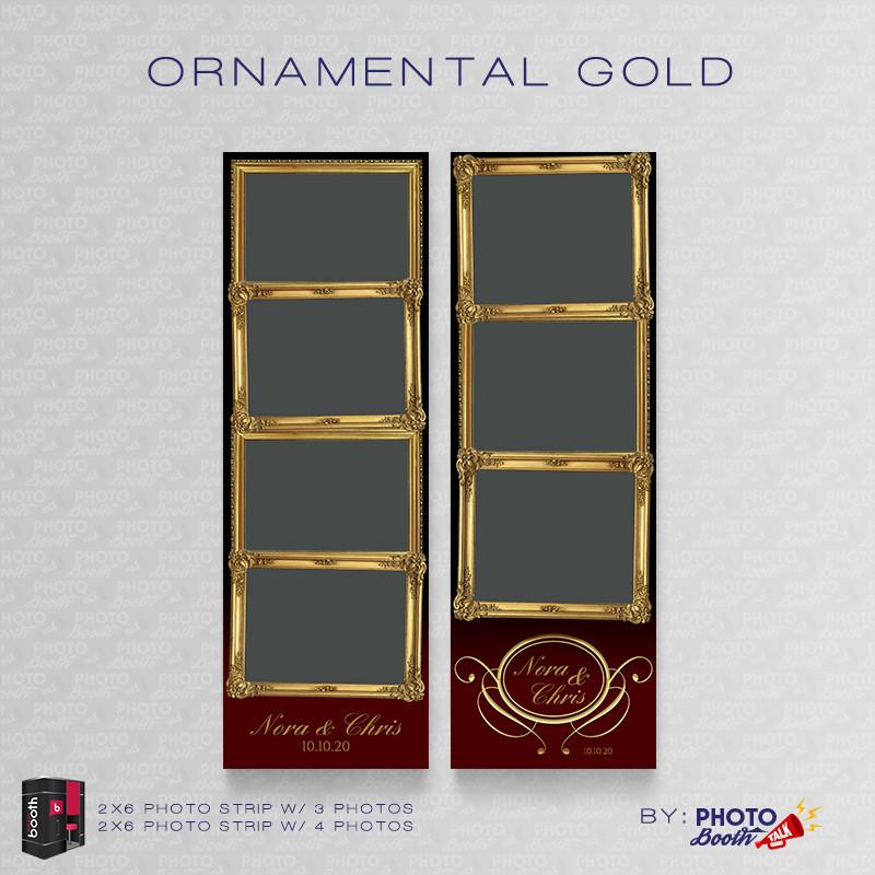 Ornamental Gold Bundle - CI Creative