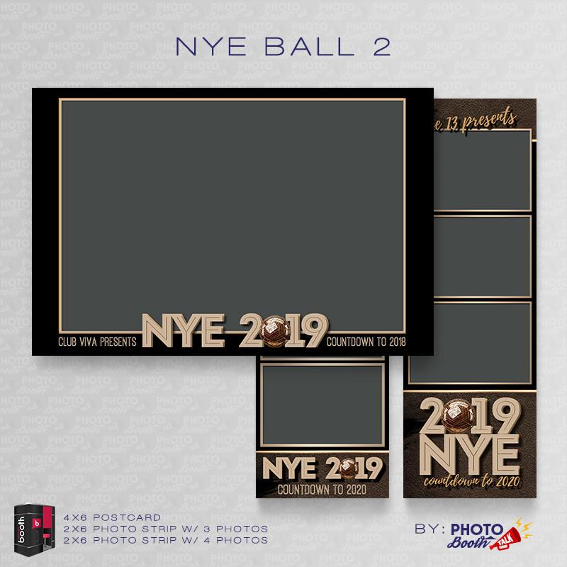 NYE Ball 2 Bundle - CI Creative