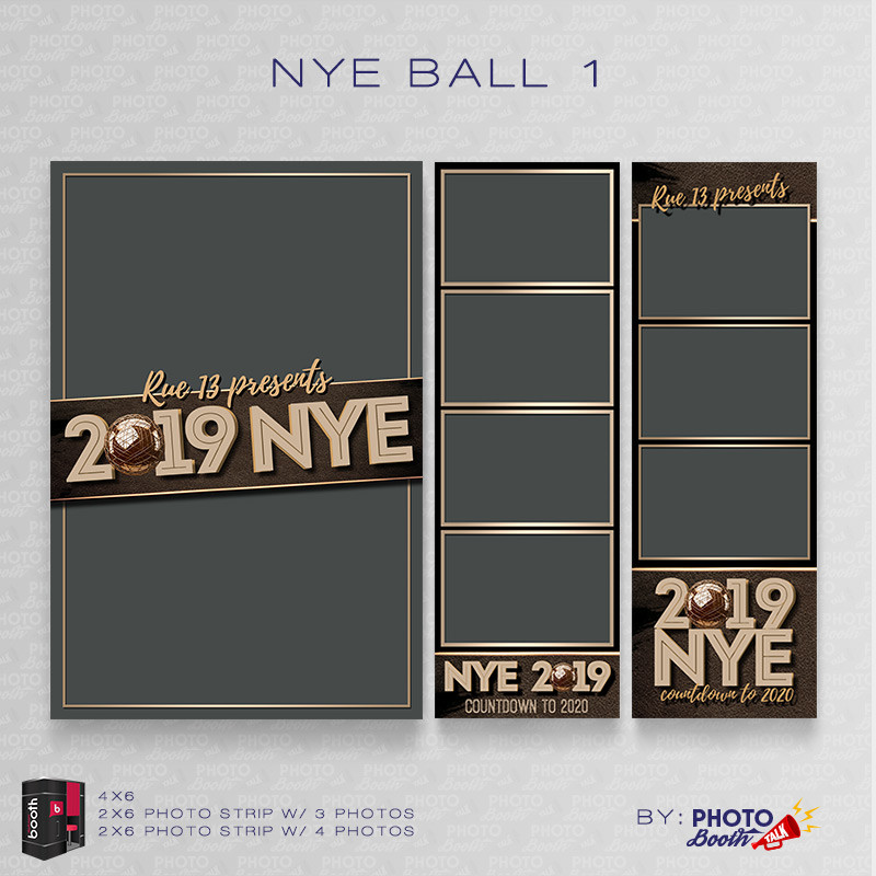 NYE Ball 1 Bundle - CI Creative