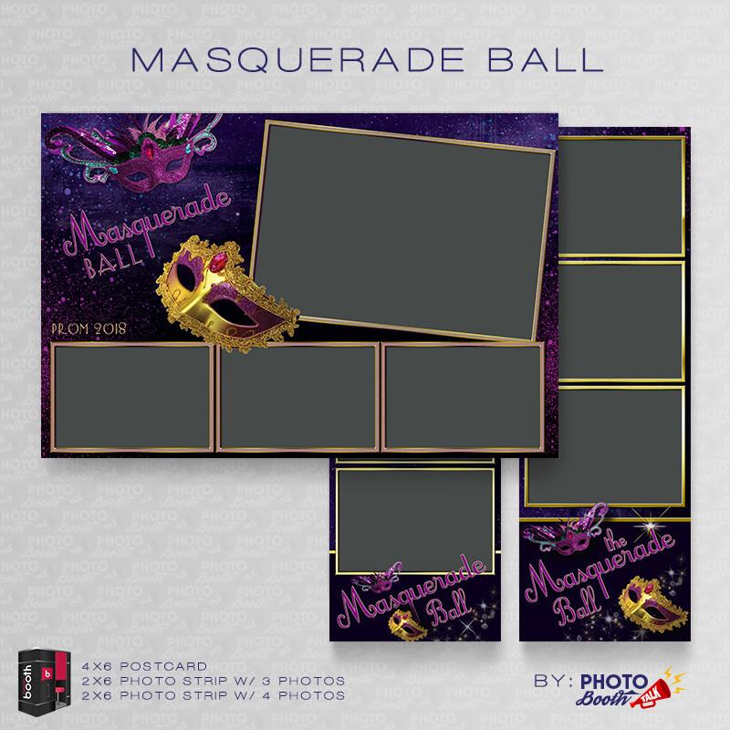 Masquerade Ball Bundle - CI Creative