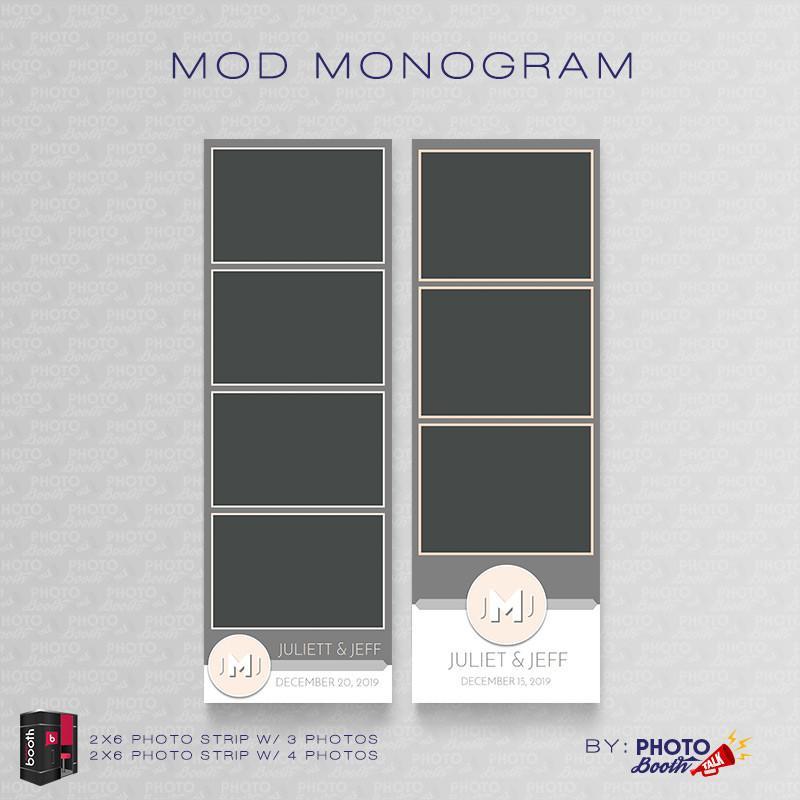 Mod Monogram Bundle - CI Creative