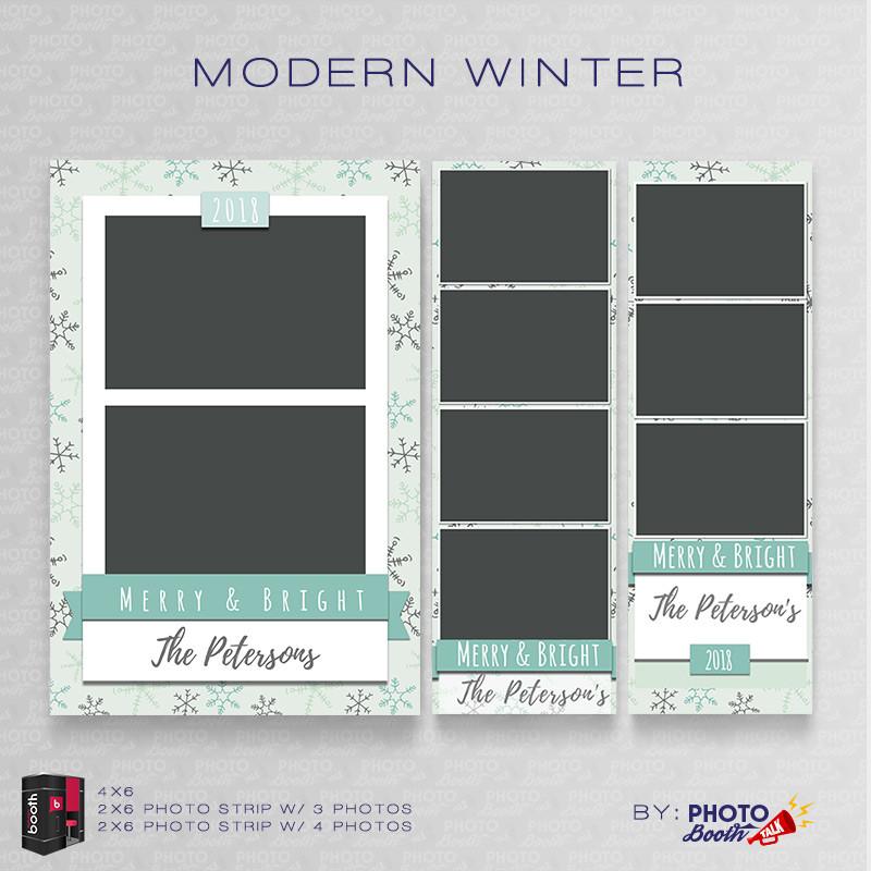 Modern Winter Bundle - CI Creative