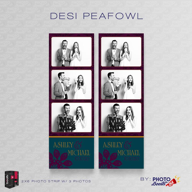 Desi Peafowl Bundle - CI Creative