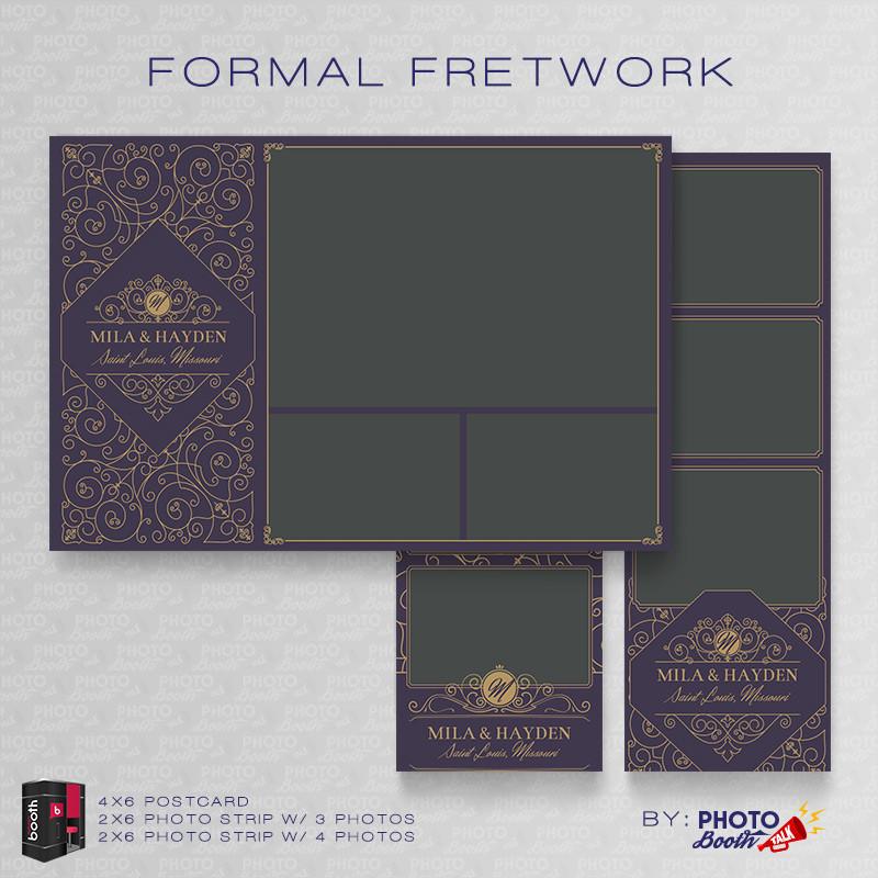 Formal Fretwork Bundle - CI Creative
