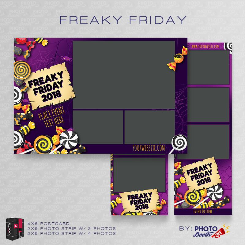 Freaky Friday Bundle - CI Creative