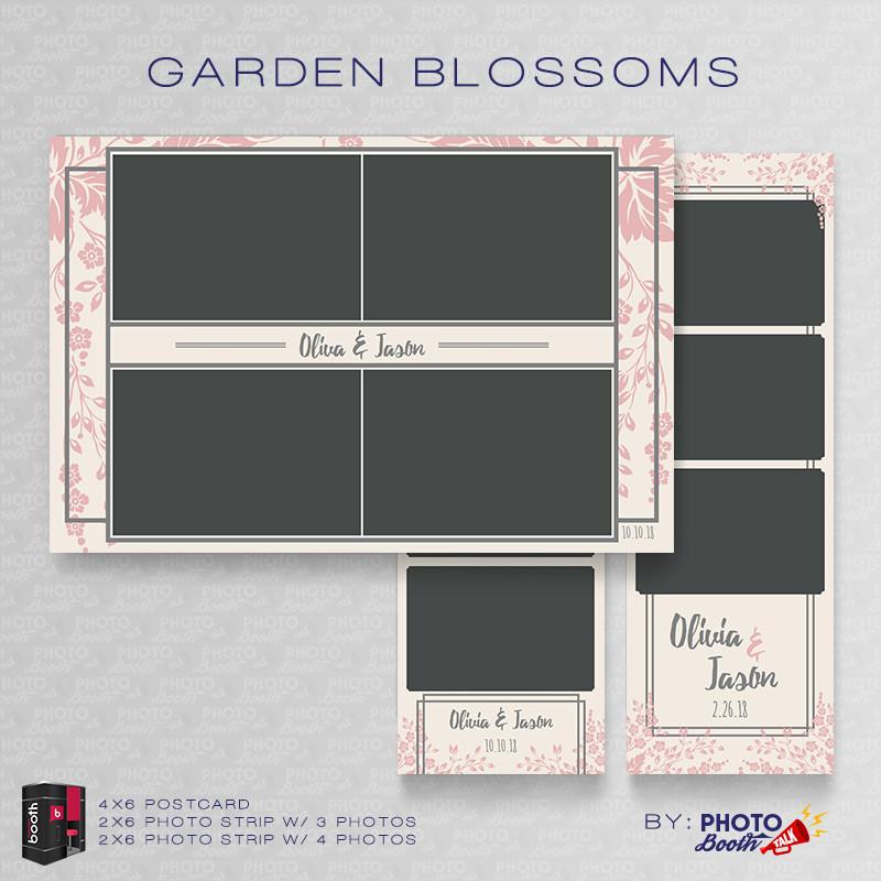 Garden Blossoms Bundle - CI Creative