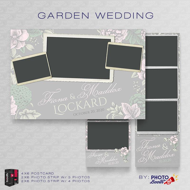 Garden Wedding Bundle - CI Creative