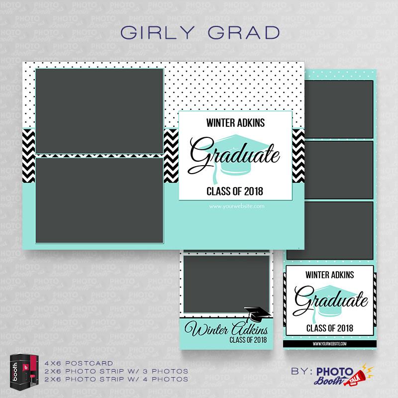 Girly Grad Bundle - CI Creative