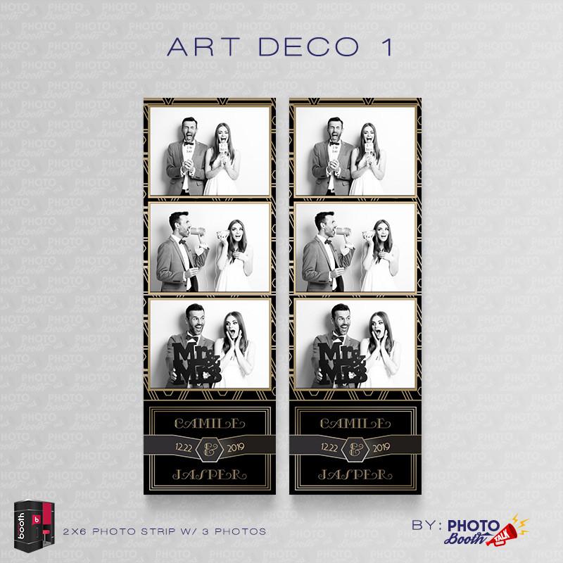 Art Deco 1 2x6 3Image - CI Creative
