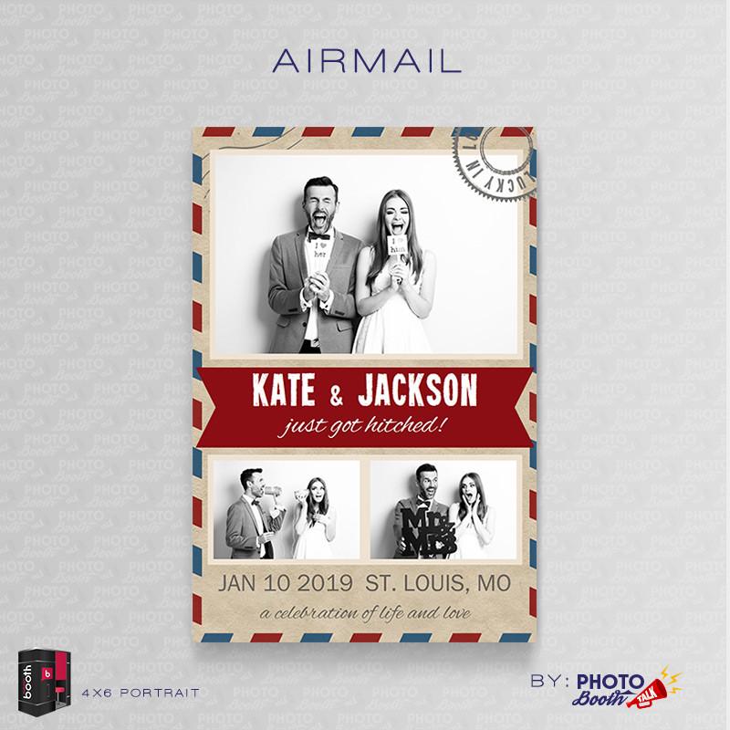 Airmail 4x6 - CI Creative