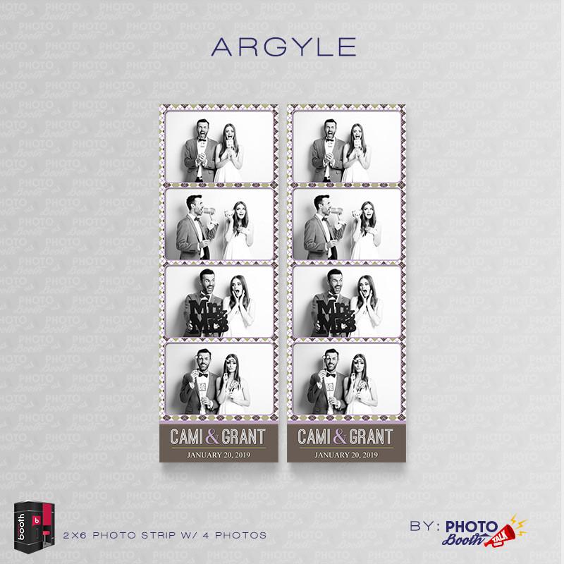 Argyle 2x6 4Image - CI Creative