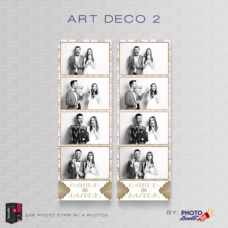 Art Deco 2 2x6 4Images - CI Creative