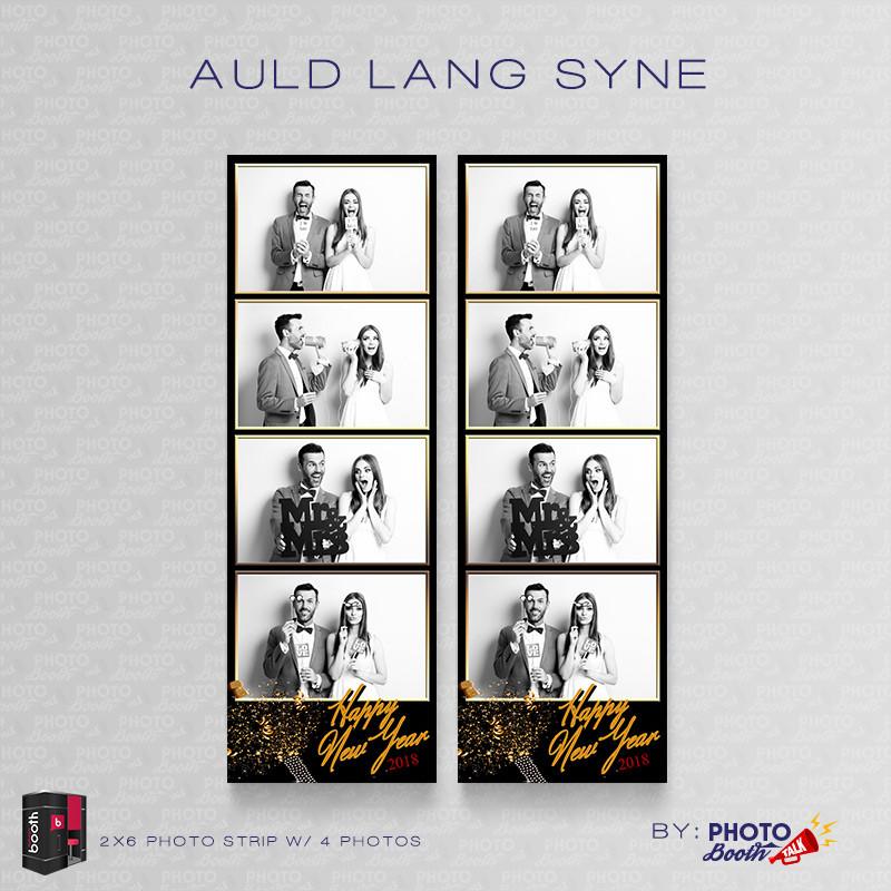 Auld Lang Syne 2x6 4Image - CI Creative