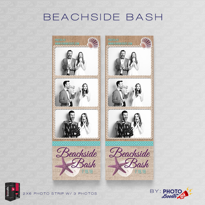 Beachside Bash 2x6 3Images - CI Creative