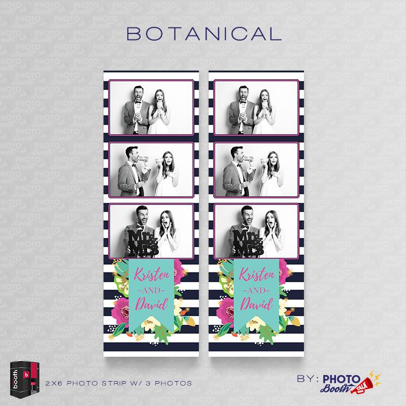 Botanical 1 2x6 3Images- CI Creative