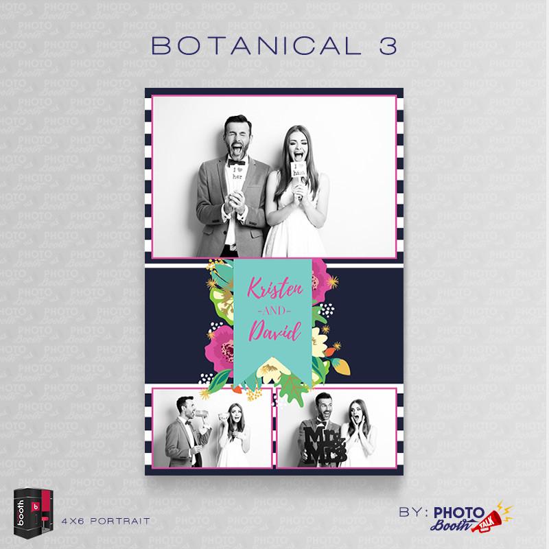 Botanical 3 4x6 - CI Creative