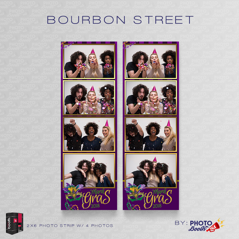 Bourbon Street 2x6 4Images- CI Creative