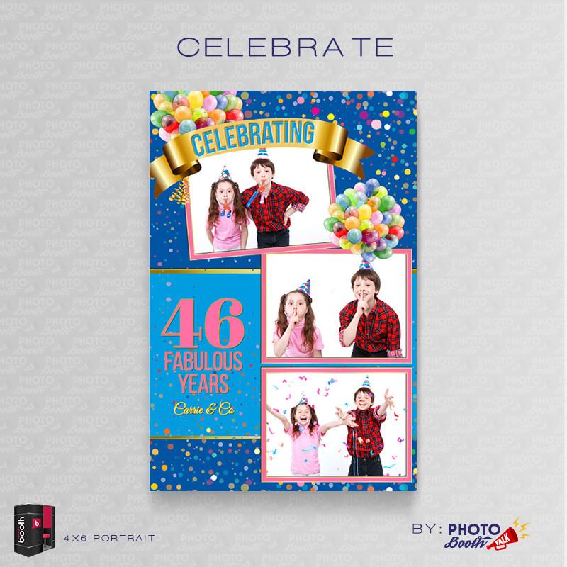 Celebrate 4x6 - CI Creative