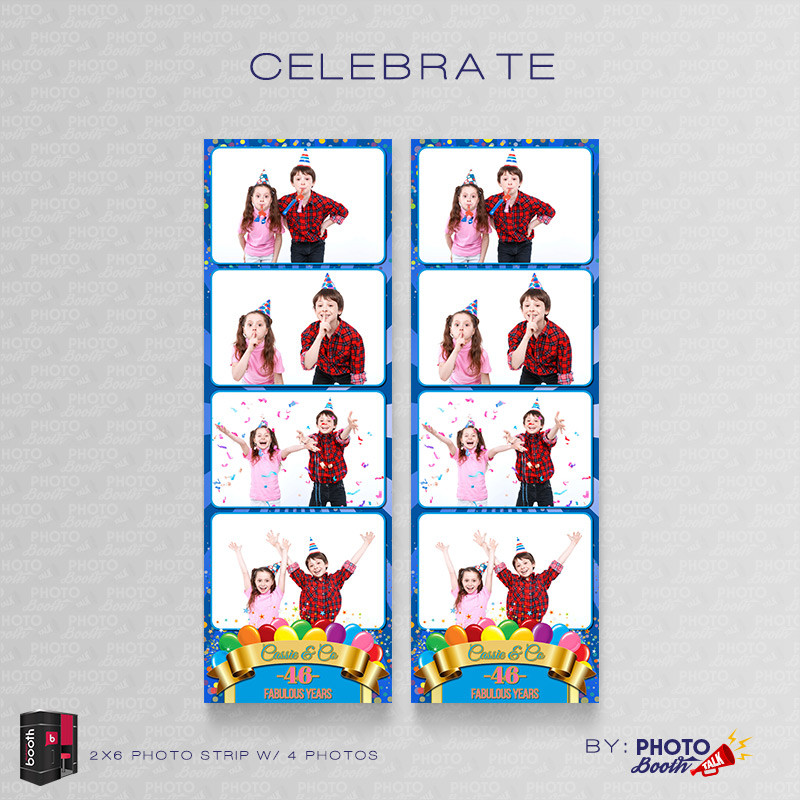 Celebrate 2x6 4Images - CI Creative