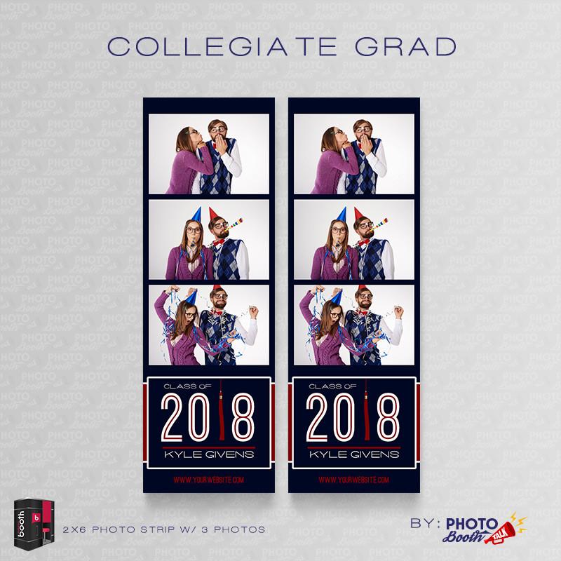 Collegiate Grad 2x6 3Images - CI Creative