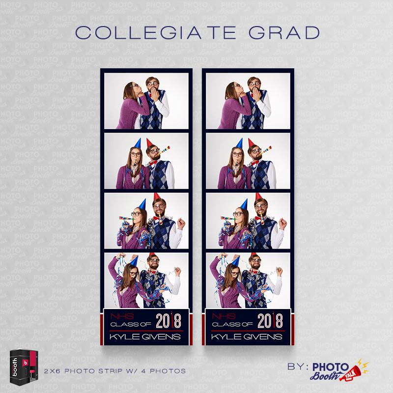 Collegiate Grad 2x6 4Images - CI Creative