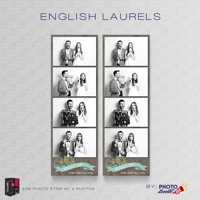 English Laurels 2x6 4Images - CI Creative