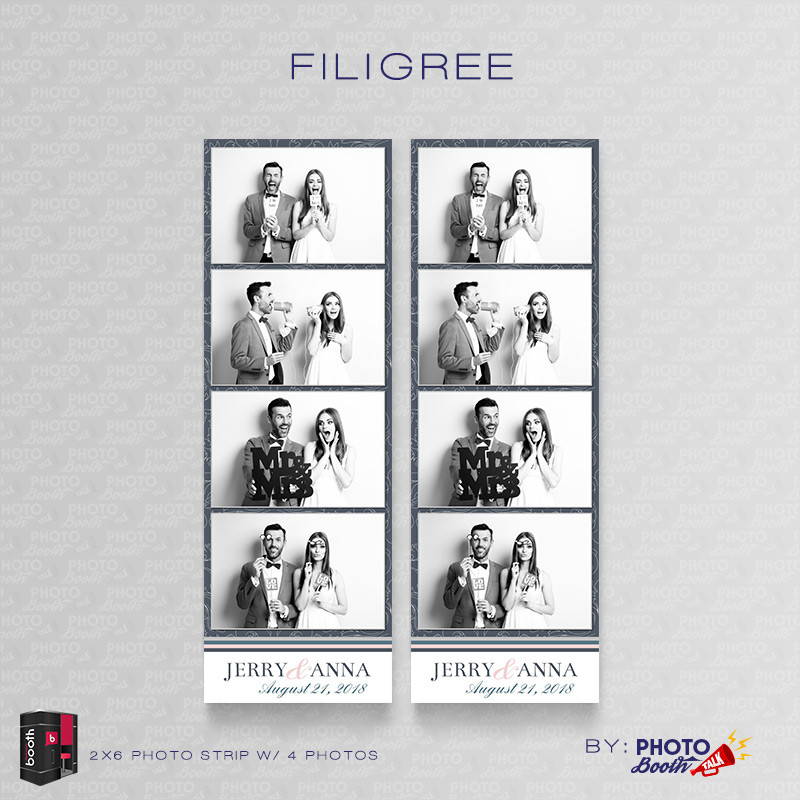 Filigree 2x6 4Images - CI Creative