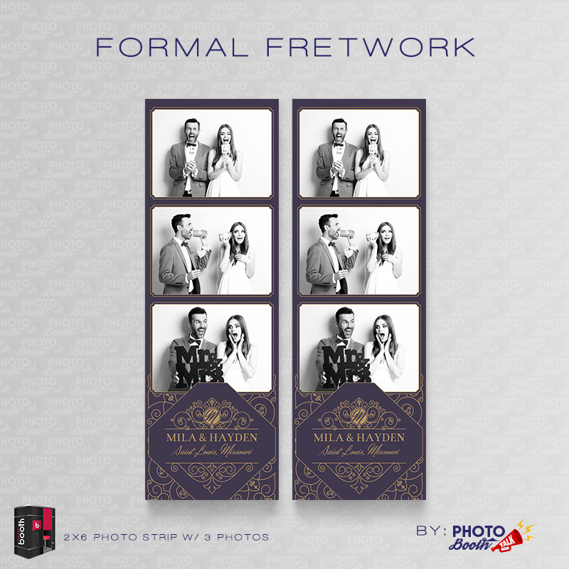 Formal Fretwork 2x6 3Images - CI Creative
