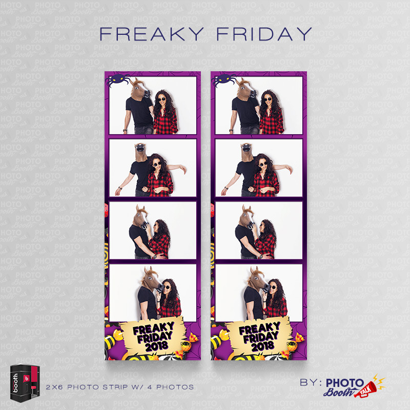 Freaky Friday 2x6 4Images- CI Creative
