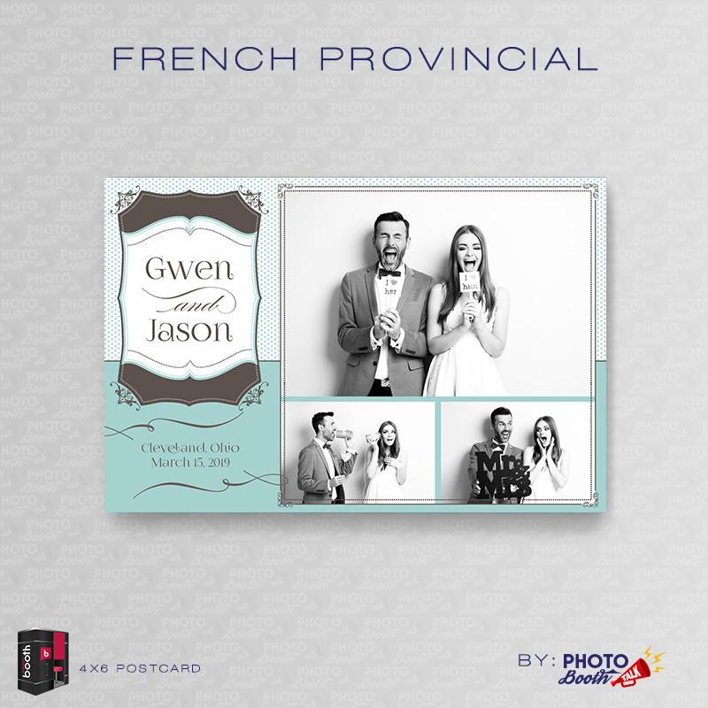 French Provincial 4x6 - CI Creative