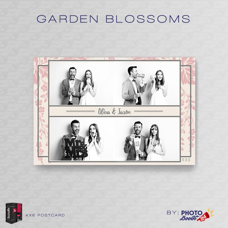 Garden Blossoms 4x6 - CI Creative