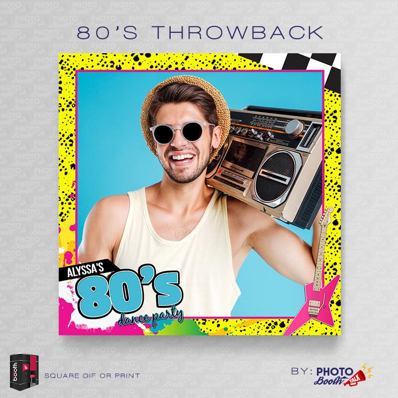 80s Throwback 5x5 - CI Creative