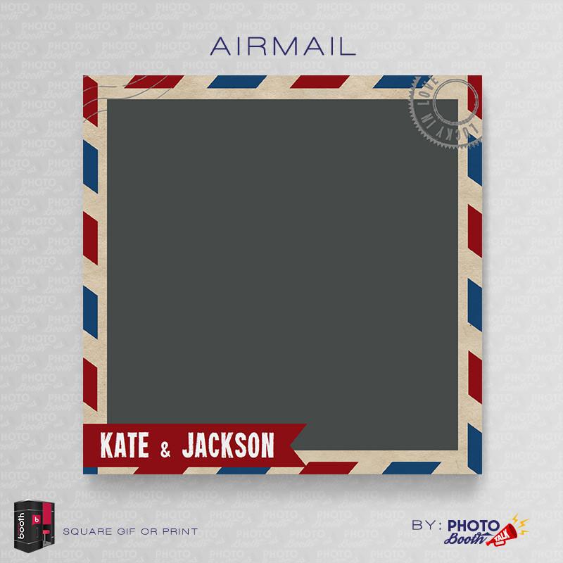 Airmail 5x5 - CI Creative