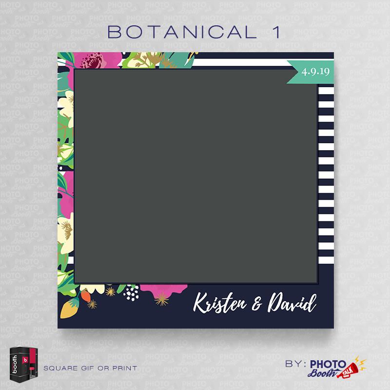 Botanical 1 5x5 - CI Creative
