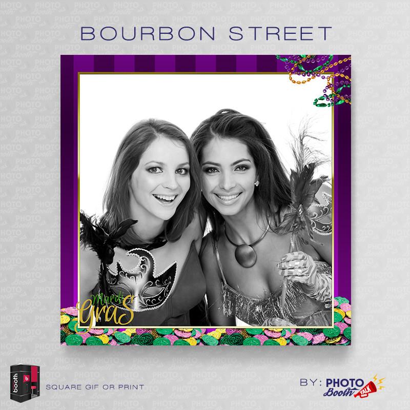 Bourbon Street 5x5 - CI Creative