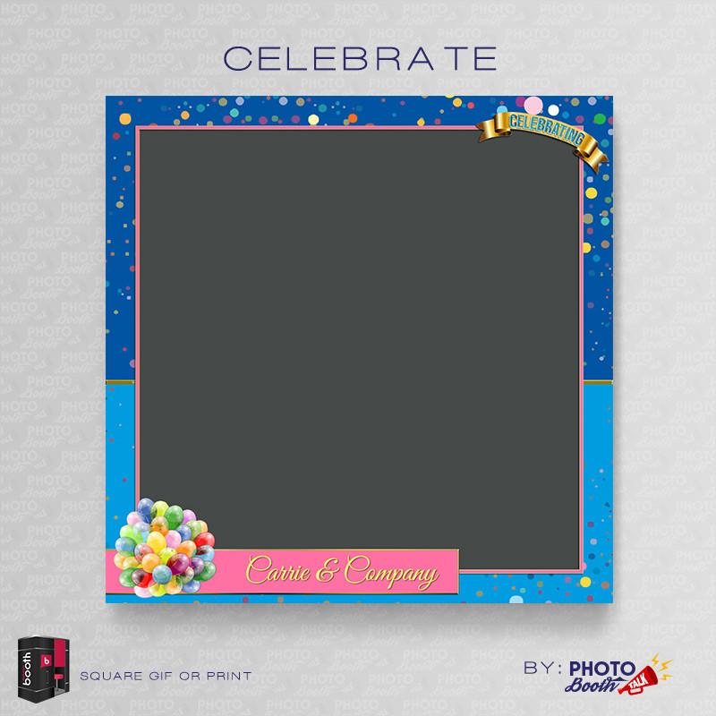 Celebrate 5x5 - CI Creative